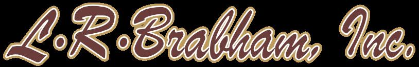 LR Brabham, Inc. Logo